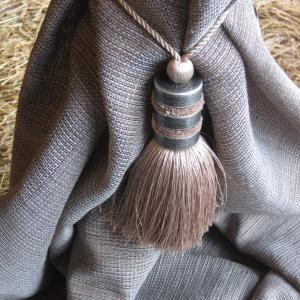 Декоративен пискюл за завеси и пердета – Florence – 121530 U – цв. 045