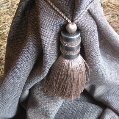 Декоративен пискюл за завеси и пердета - Florence -