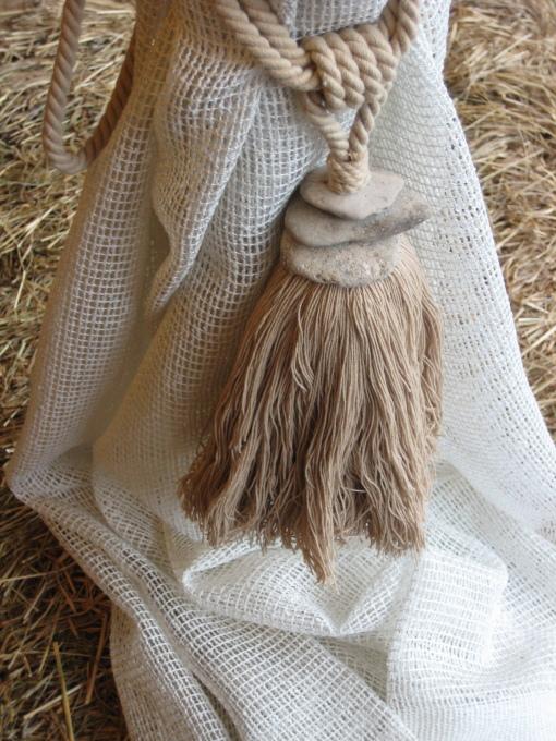 Декоративен пискюл за завеси и пердета – Stone – 12108- цв.45